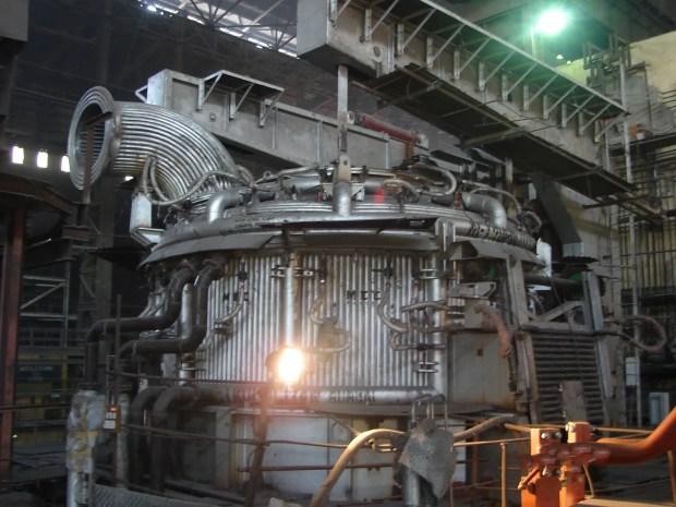 Arc furnace | metallurgy | Britannica