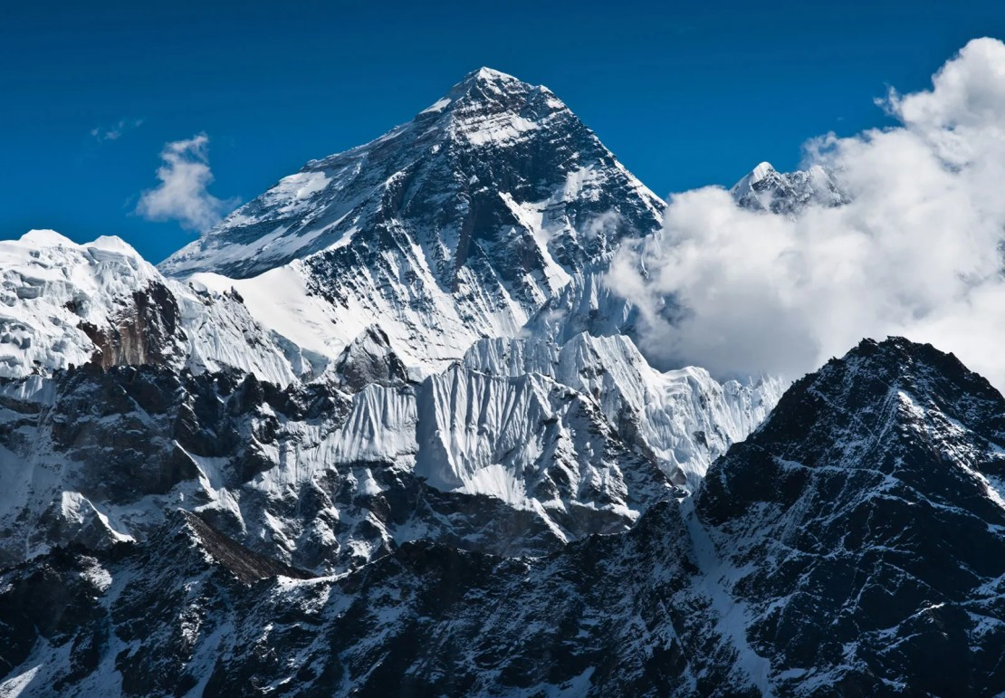 Mount Everest | Geology, Height, Facts, Climbers, & Deaths | Britannica