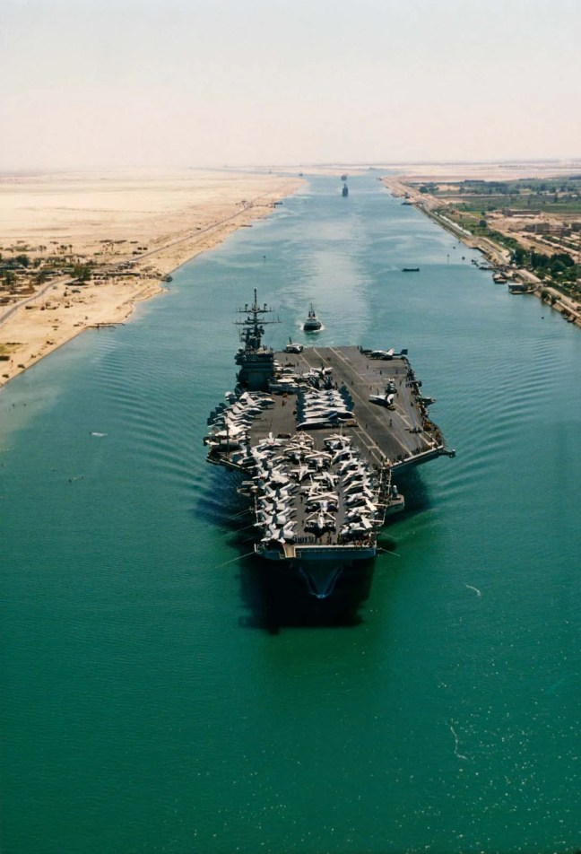 Suez Canal - The economy | Britannica