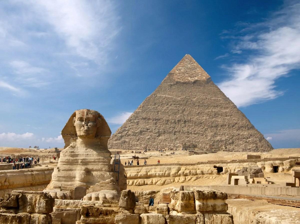 Great Sphinx of Giza | Description, History, & Facts | Britannica