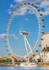 London Eye | History, Height, & Facts | Britannica