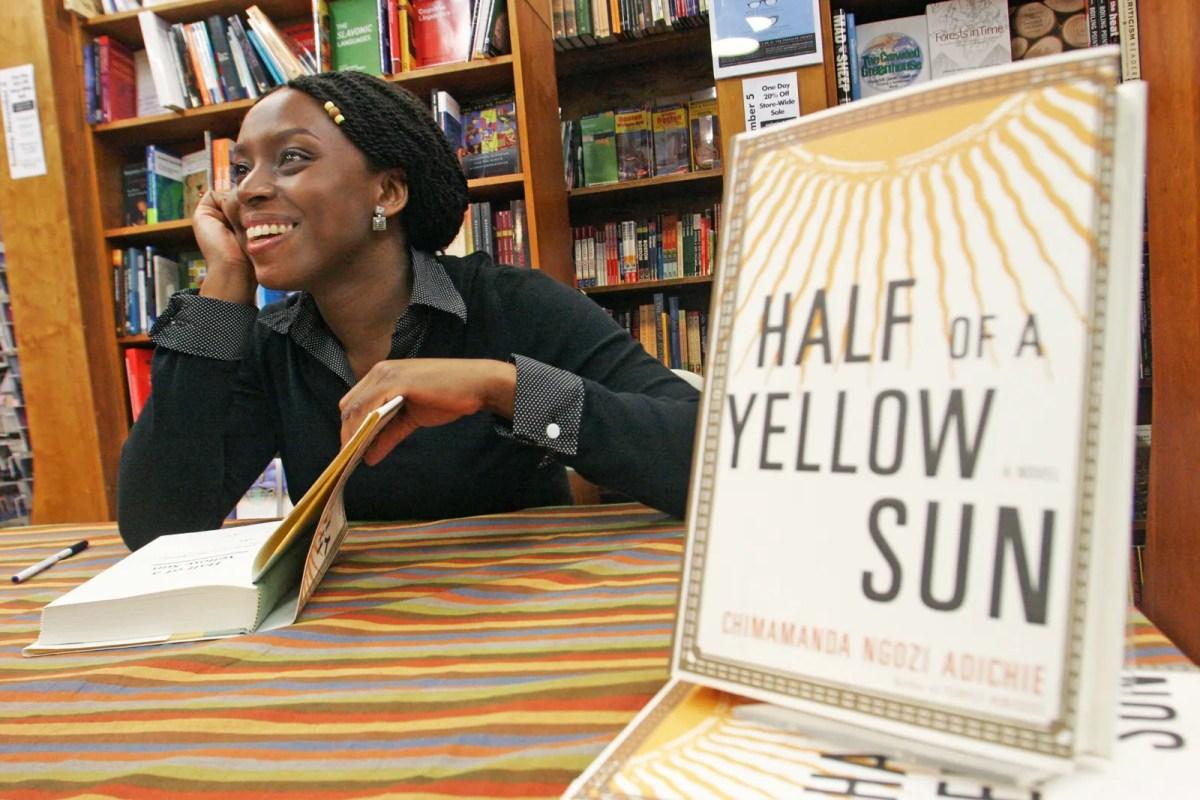 Chimamanda Ngozi Adichie nom