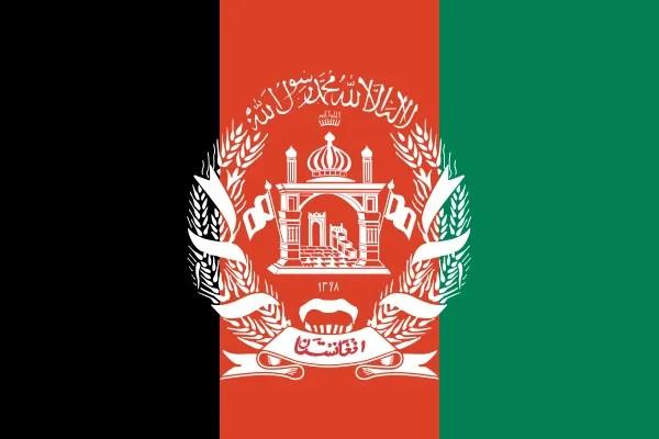 Hasil gambar untuk afghanistan flag