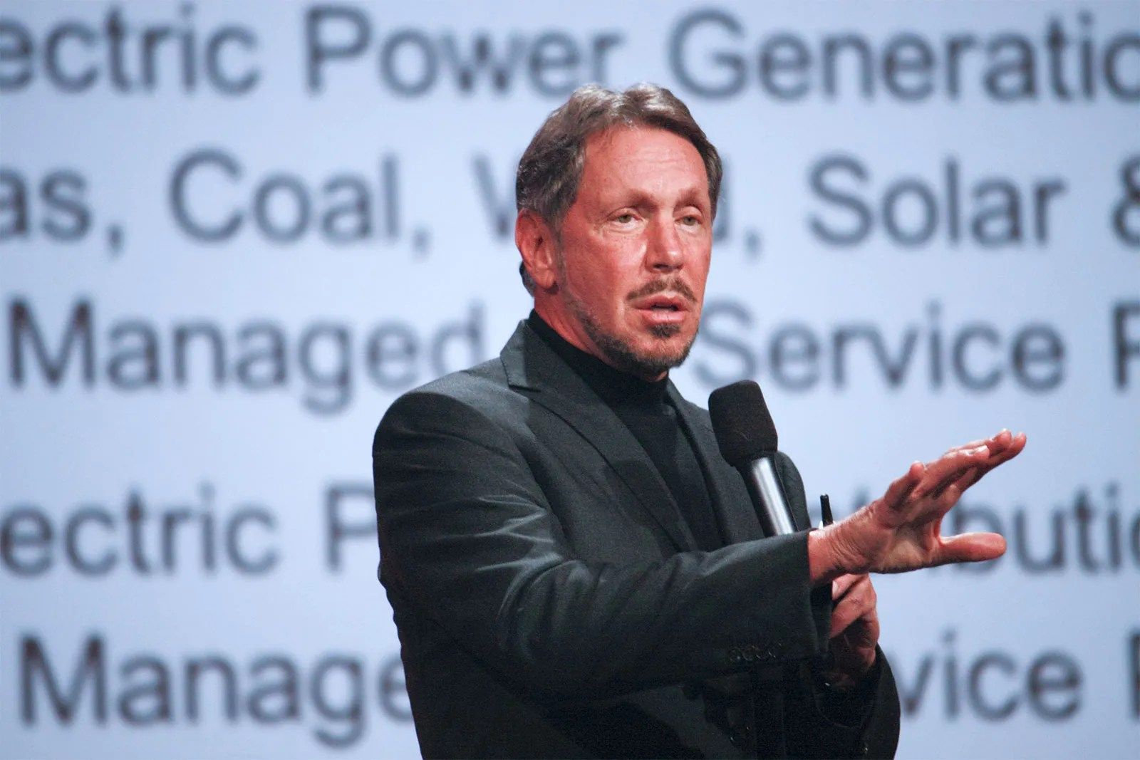 Larry Ellison | Biography, Oracle, & Facts | Britannica