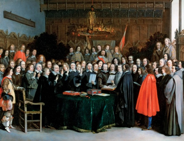 Image result for Peace of Westphalia