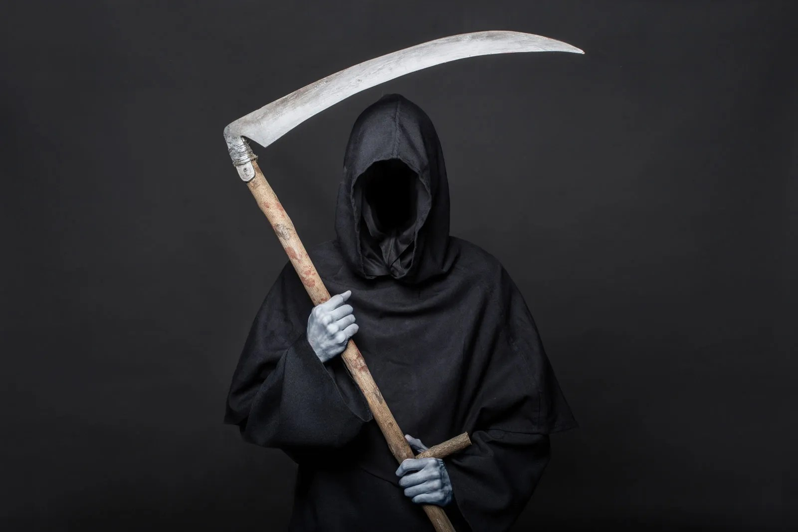 """Where Does the Concept of a """"Grim Reaper"""" Come From? 