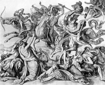 four horsemen of the Apocalypse | Definition, Symbols, & Facts ...