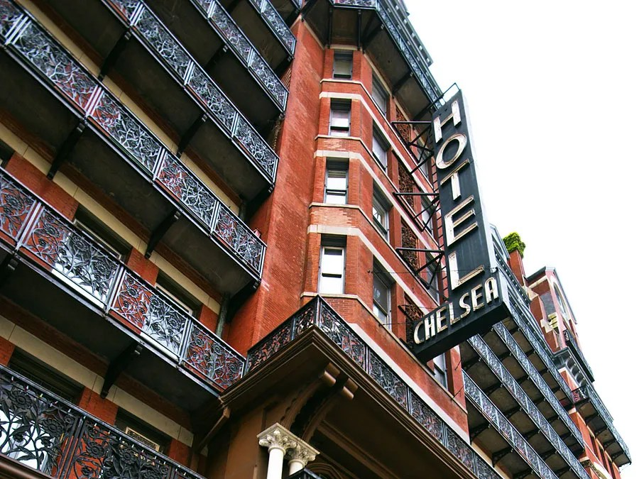 11 Or 12 Things Remembered Well About The Chelsea Hotel Britannica