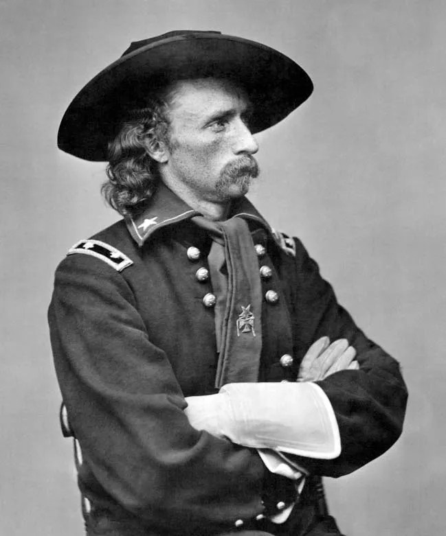 George Armstrong Custer | Biography, Battles, Death, & Facts | Britannica