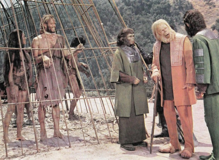 Planet of the Apes | film by Schaffner [1968] | Britannica
