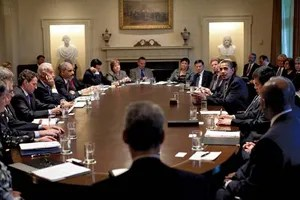 Government Barack Cabinet