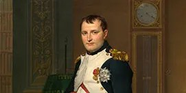 Jacques-Louis David: Napoleon in His Study