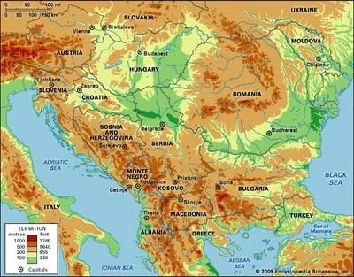 Yugoslavia History Map Breakup Amp Facts