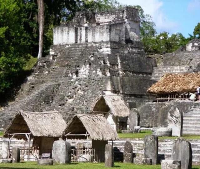 Tikal Guatemala North Acropolis