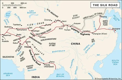 Image result for silk road