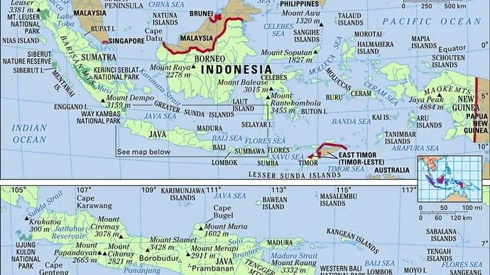 Renville Agreement Netherlands Indonesia 1948 Britannica