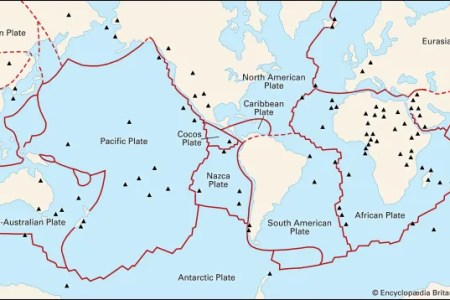 Plate Boundaries Marked Clipart Of Tectonic Plates Names K Search Clip Art With World Map Fault Lines Major An Minor