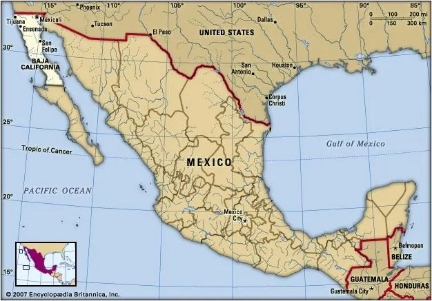 Best Mexican Border Towns