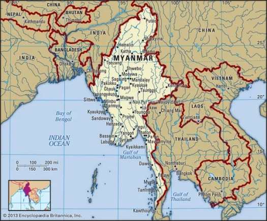 Myanmar | Facts, Geography, & History | Britannica