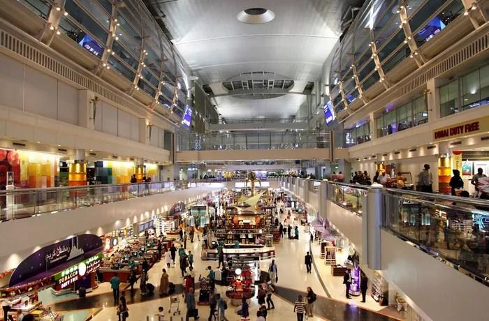 Dubai International Airport, united arab emirates
