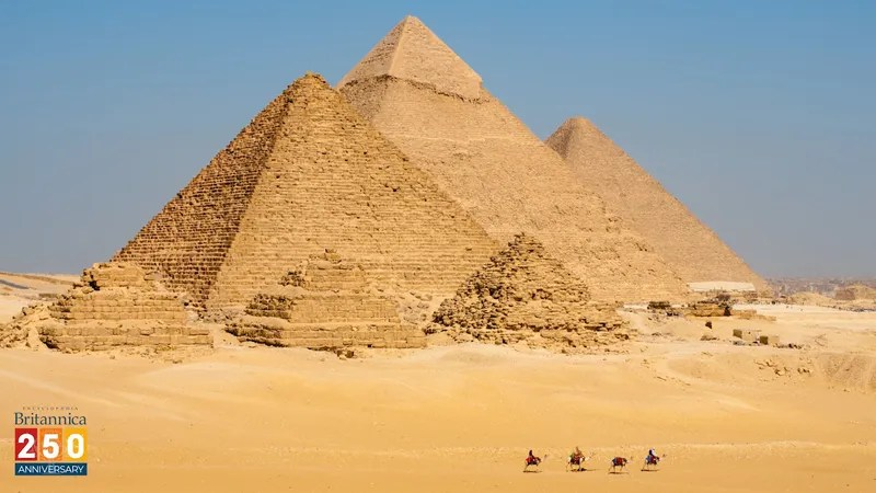 What's Inside the Great Pyramid? | Britannica