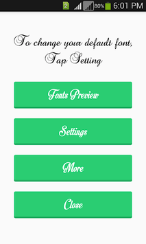 Download Stylish Fonts APK Download For Free