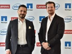 Lenovo ve NetApp