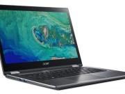 Acer Spin 3, Dönüştürülebilir dizüstü bilgisayar