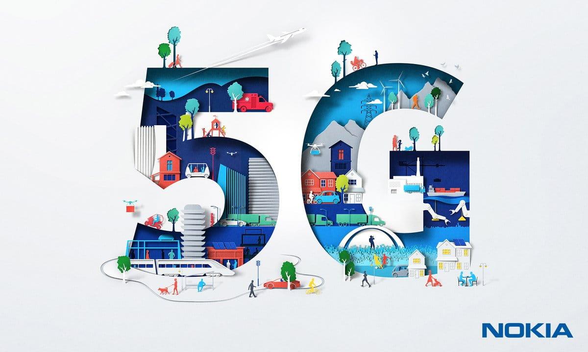 Nokia 5G hız rekoru