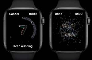 Apple Watch watcOS 7 güncellemesi