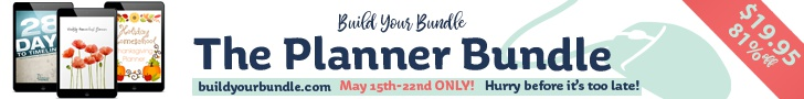 The Planner Bundle