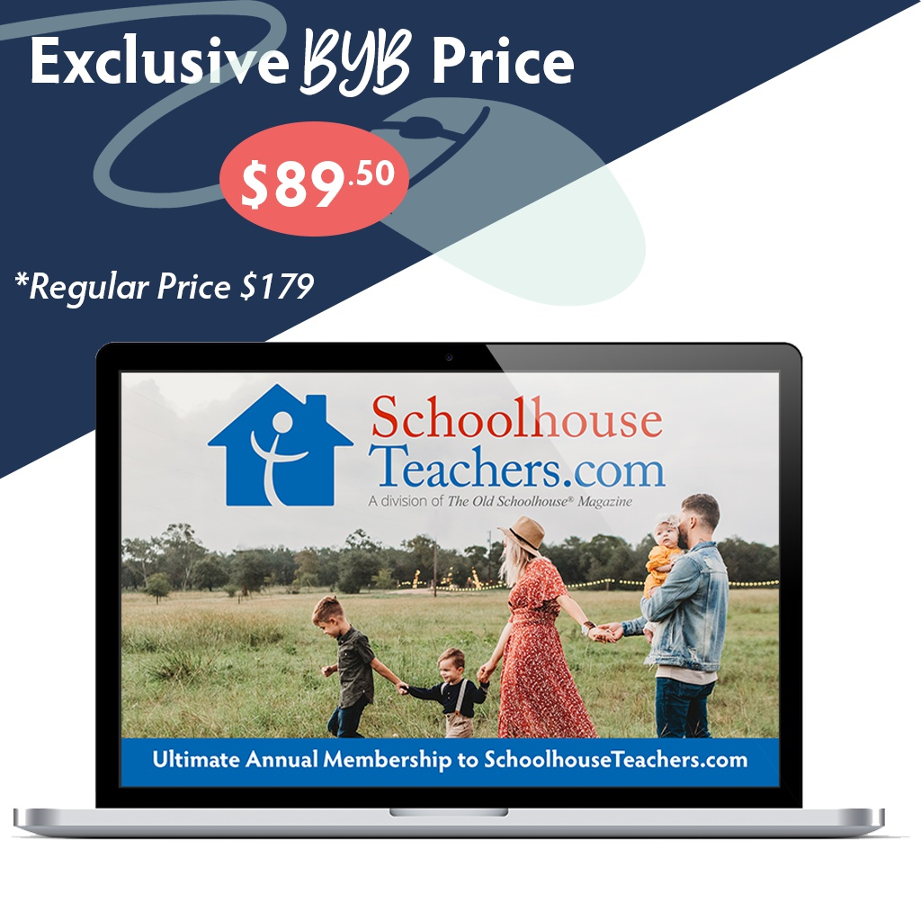 Ultimate Annual Membership to SchoolhouseTeachers.com