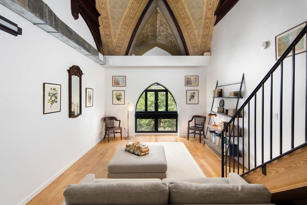 St Marks Church On Bushwick Avenue Has Divine Apartments