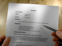 strong resume objective statements ten tips on writing a resume