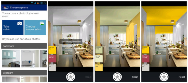 Now See Your Room Come Alive In Any Colour With The Dulux Visualiser App Business 2 Community