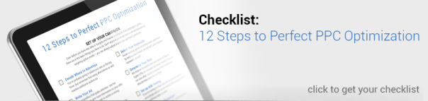 download your PPC optimization checklist