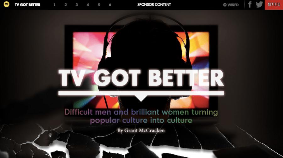 Netflix content marketing