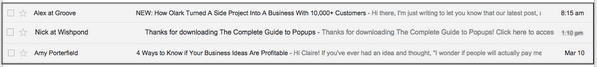 subject lines