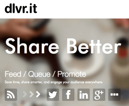 Dlvr.it: Stay ahead of the news with the latest feeds