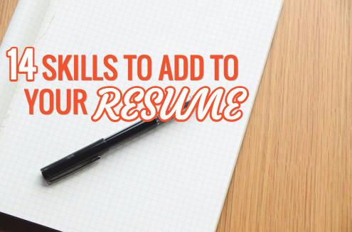 re sharing 14 enticing marketing skills to add to your resume in 2015