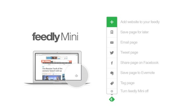 feedly plugin for marketers