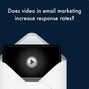 video in email blog