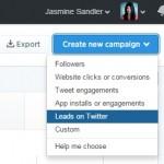 Twitter targeting options Jasmine Sandler