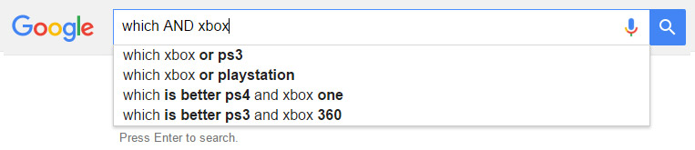 Search query suggestions