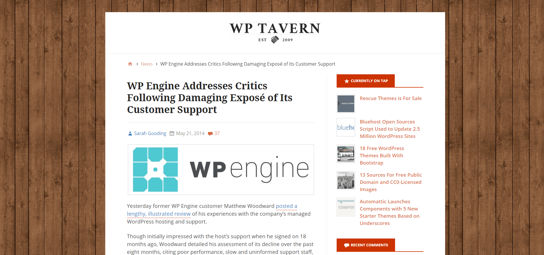 wpengine addresses critics in damaging customer support experience expose3