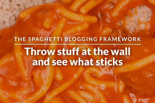 spaghetti-blogging-framework