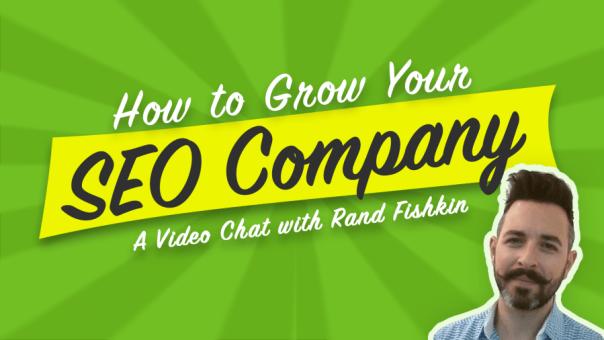 seo company startup - rand fishkin