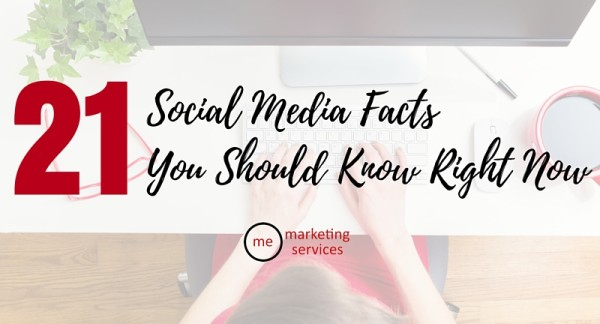 21 Social Media Facts You Should Know Right Now