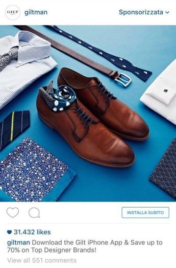 4-gilt-instagram-advertising-example