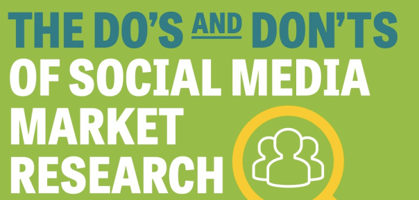 SMALL-5 Ways to Use Social for Market Research
